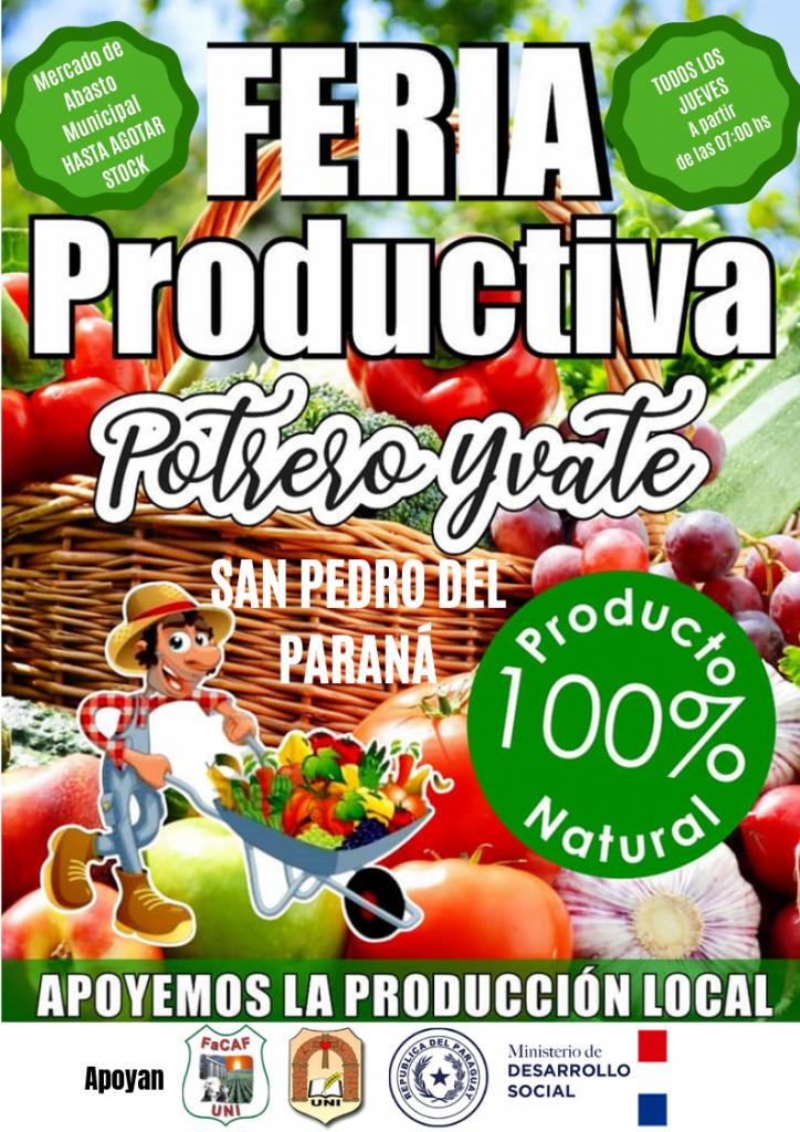 Feria Potrero Yvate
